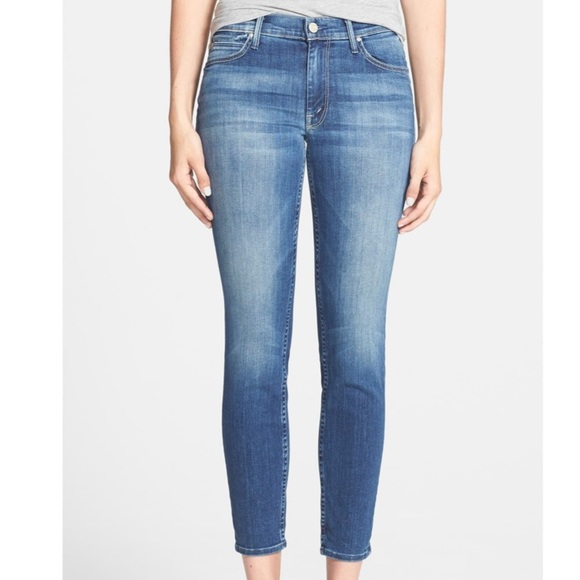 MOTHER Denim - NWT Mother denim muse ankle in china blossom